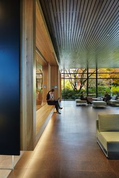 Inside Microsofts Cybercrime Center / Olson Kundig Architects....