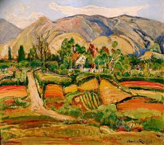Charles Reiffel Carmel Fine Art Gallery of Early California & American Impressionist Paintings