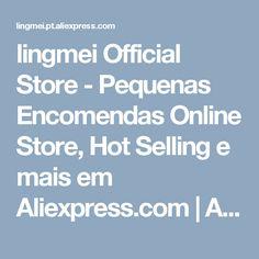 lingmei Official Store - Pequenas Encomendas Online Store, Hot Selling  e mais em Aliexpress.com | Alibaba Group