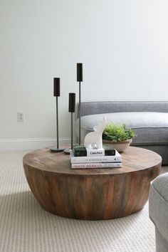 Styling A Family-Friendly Coffee Table   Chris Loves Julia