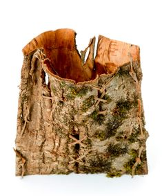 Bark Baskets | Kathleen McCormick