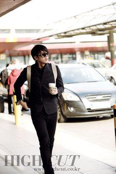Hyun Bin on High Cut