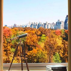 """travelawesome: """"@RitzCarlton Can you believe how amazing this view is of Central Park from The Ritz Carlton Hotel in New York City!?!  Follow @RitzCarlton to see more of their amazing locations!  #RoomWithAView #RCMemories"""""""