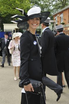 Wildest Royal Ascot Hats On Royals And Commoners Alike (PHOTOS)