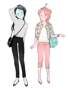 Marcy and PB