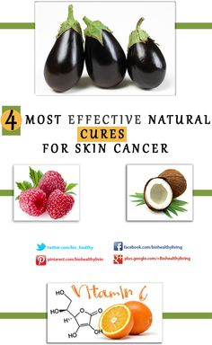 4 Most Effective Natural Cures For Skin Cancer | www.biohealthyliving.com