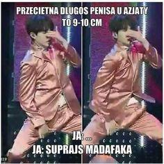 K Pop, Polish Memes, K Meme, Korean People, About Bts, Bts Photo, Yandere, Funny Faces, Best Memes