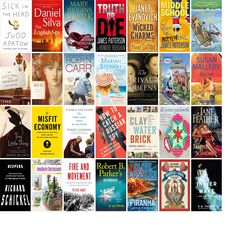 """Wednesday, June 24, 2015: The Sutton Free Public Library has 13 new bestsellers, four new children's books, and 15 other new books.   The new titles this week include """"Sick in the Head: Conversations About Life,"""" """"The English Spy,"""" and """"The Melody Lingers On."""""""