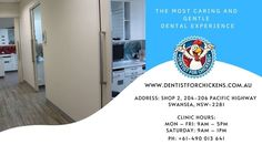 Kids first dentist experience