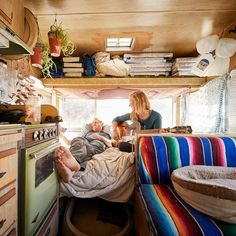 "3,469 Likes, 58 Comments - Tiny House, Tiny Footprint (@tinyhousetinyfootprint) on Instagram: ""Camper life is a mix of smiling, crying and all around emotions. Music is a little that way.…"""