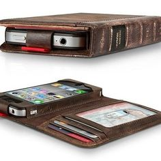 Phone case wallet book