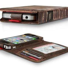 Phone case wallet book