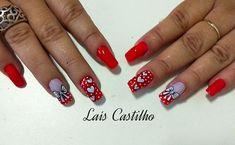 Layered Bobs, Beauty Brushes, Opi, Pretty Nails, Finger, Nail Designs, Polish, Nail Art, Manicures