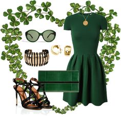 """""""Lucky Charm"""" by rooney-chu on Polyvore"""