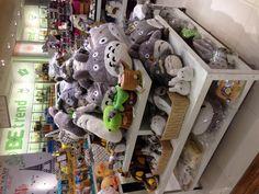 Kawaii Totoro corner at Emporium department store, Bangkok, Thailand (⌒▽⌒) (I think I've been there!)