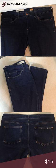 Anthropologie Pilcro Denim Ankle length blue denim Pilcro skinny jeans. Anthropologie Jeans