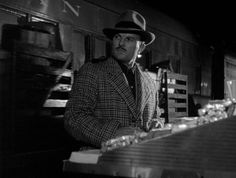 the narrow margin 1952 | The Narrow Margin (1952), Richard Fleischer, Film Noir,