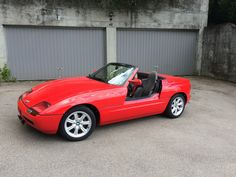 BMW Z1 Model 1989 red Bmw Z1, Bmw Cars, Cars And Motorcycles, Automobile, Nice, Vehicles, Model, Autos, Car