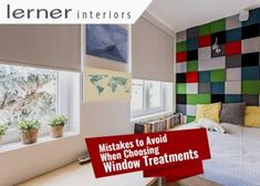 Mistakes to Avoid When Choosing New Window Treatments Window Treatments, Mistakes, Windows, Interior, Fabric, People, Home Decor, Tejido, Tela