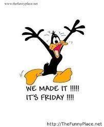 its Friday funny quotes friday funny quotes looney tunes tgif daffy duck days of the week Humor Friday Quotes Humor, Funny Quotes, Friday Funnies, Friday Sayings, Tgif Quotes, Funny Weekend Quotes, Quotes Pics, Humor Quotes, Looney Tunes