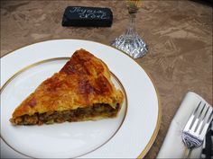 Tourtiere - Traditional Canadian Recipe | 196 flavors
