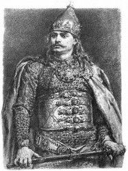Bolesław Krzywousty - autorstwa polskiego malarza Jana Matejko
