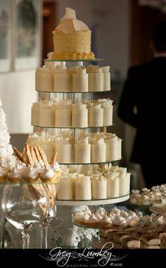 Wedding cake cream