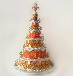Vote for your favorite cake, wedding detail! - TODAY.com