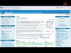 09.- Curso de Drupal práctico. Creación de una Wiki
