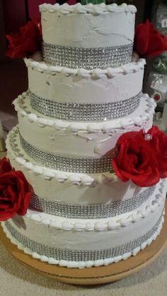 Fake Cake Rental Wedding