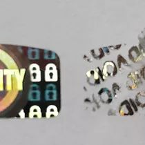 Hologram Labels and Stickers | Holographic.co.uk 3d Hologram, Holographic, Hologram Stickers