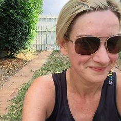 I wish I could take this post-run feeling and bottle it! 1.5 hour run this morning in thick Brisbane humidity - but I loved every minute. Now to get out and squeeze every bit of goodness out of this beautiful Saturday. What are you up to today?