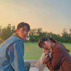 Suzy Instagram, Nam Joohyuk, Weightlifting Fairy Kim Bok Joo, Starred Up, Bae Suzy, Couple Aesthetic, Kdrama Actors, Drama Series, Animes Wallpapers