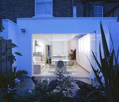 #Modern, #Interior, #Extension Inside Outside, Open Up, Modern Interior, Gardens, Mirror, Furniture, Home Decor, Decoration Home, Room Decor