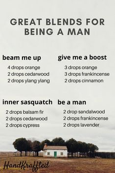 essential oils for men oily men manly - Beauty Essential Oil For Men, Oils For Men, Essential Oil Perfume, Doterra Essential Oils, Young Living Essential Oils, Aftershave, Perfume Recipes, Essential Oil Diffuser Blends, Essential Oils