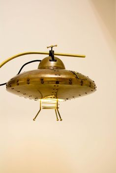 Steampunk Lamp by Tur Kort http://www.turkort.cz