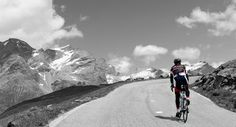 Alpine cycling