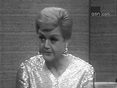 What's My Line? - Angela Lansbury; PANEL: Steve Allen, Pia Lindstrom (De...