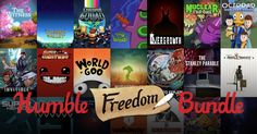 We just added 16 NEW TITLES to the Humble Freedom Bundle, including games, books, and music. This incredible all-to-charity bundle, made possible by so many dedicated developers and authors, has already raised over $4 million for ACLU Nationwide, International Rescue Committee, and Doctors Without Borders/ Médecins Sans Frontières (MSF).   100% of your payments will go to one or more of those three timely and important causes, to support the inspiring work they do in defense of justice…
