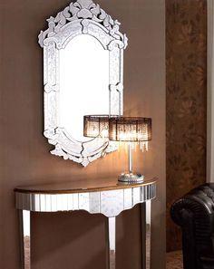 Espejo Veneciano Imperio. Tu tienda online de espejos venecianos. www.decoracionconespejos.com,