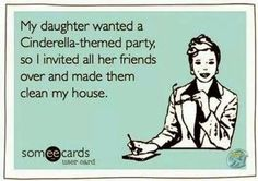 Great idea! I have aan unsuspecting four year old into princesses too... hummmm...