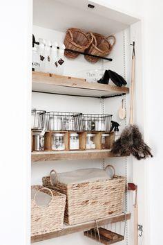 ●収納、雑貨のダブル使い!!*無駄を省いて効率よく可愛い収納のコツ● | ・:*:ナチュラルアンティーク雑貨&家具のお部屋・:*