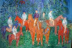 Raoul Dufy - MASQUERADE