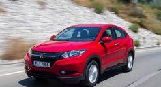 New Honda HR-V 2015 UK Price List