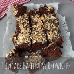 """Gefällt 50 Mal, 6 Kommentare - Keto Liebe   📸✏ Claudia (@keto.liebe) auf Instagram: """"Werbung wg. Verlinkung   Heute gibt es Haselnuss Brownies! Ich hab sie absichtlich Lowcarb genannt,…"""" Brownies, Instagram, Food, Sweet Desserts, Pies, Kuchen, Advertising, Love, Cake Brownies"""