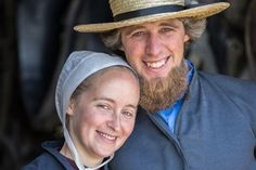 From Amish to Adventist: the Andy and Naomi Weaver stoy. Welcome to the family Andy and Naomi!!