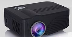 Bemaxy X9 Portable Digital HD LED Mini Video Projector Smart Home Theate Support Wifi Connection for Smart Phones and Computer Screens Display 3D Versionblack ** BEST VALUE BUY on Amazon-affiliate link #MiniPortable Projector