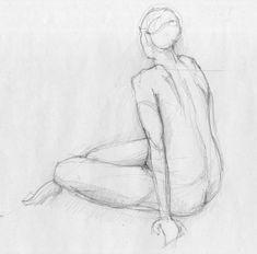 Pencil drawing techniques.