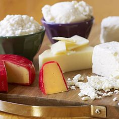 The Truth About Cheese and Health: Cheese Nutrition Facts  | MyRecipes.com