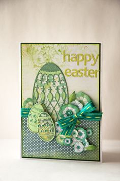Happy Easter Card - Scrapbook.com